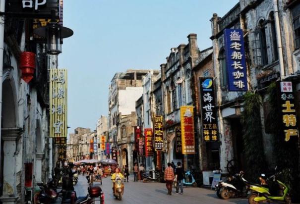 GZ【北海汽车3天-经典版】大江埠·野人谷·老街·外沙岛·渔家乐·海边别墅