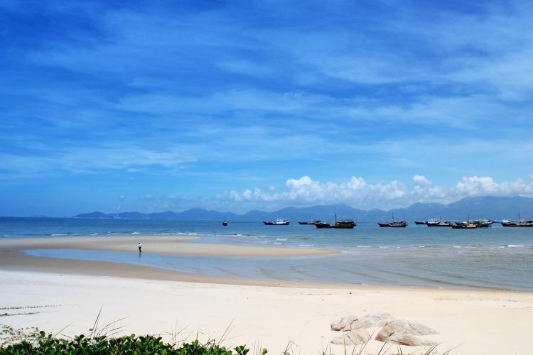 GZ【阳江2天-趣味版】海陵岛·马尾岛·耙螺抓蟹·大角湾·骑单车·特色客栈