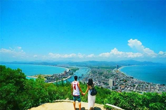 GZ【双月湾2天】平海古城·万科沙滩·BBQ烧烤·观景台
