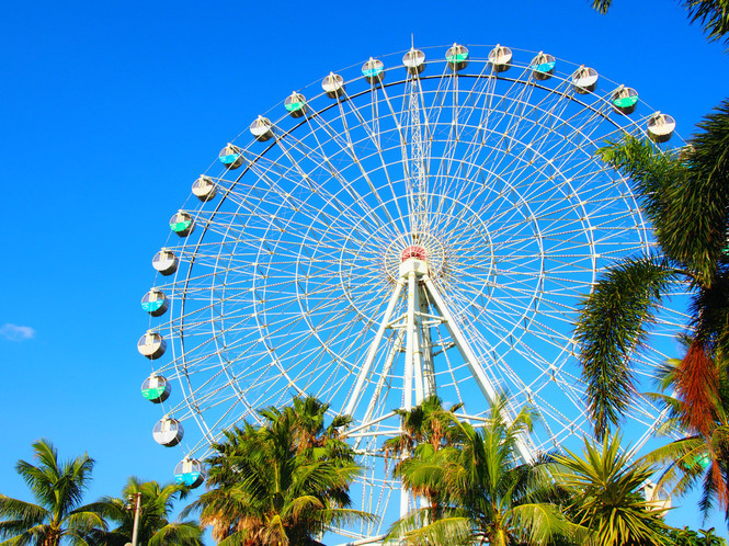 【清远2天】美林湖温泉、全国最大屋顶摩天轮、自助晚餐/火锅套餐、音乐喷泉、西班牙小镇