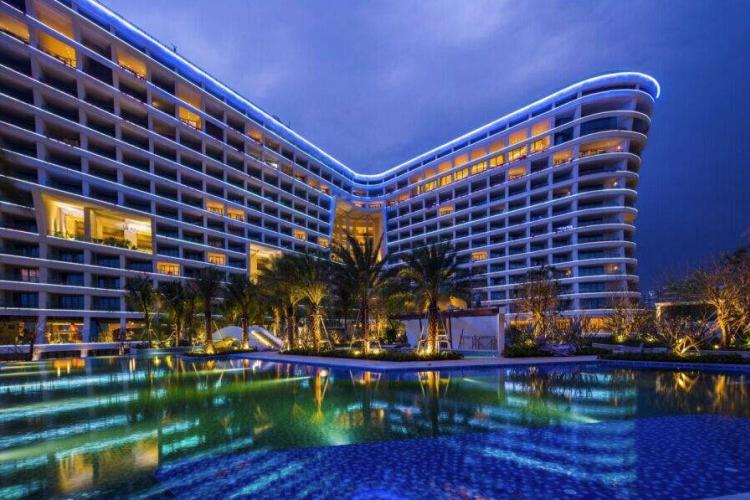【三亚自由行4天】入住3晚三亚湾网红推荐康年酒店,含中西式自助早餐