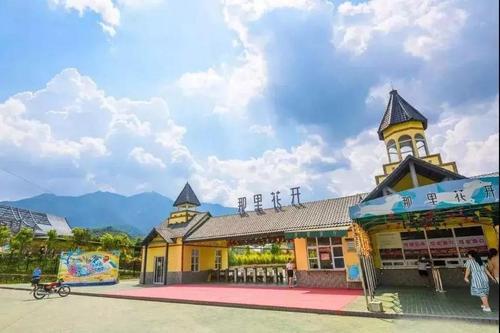 【惠州1天游】那里花開主題公園、長津冰雪大世界