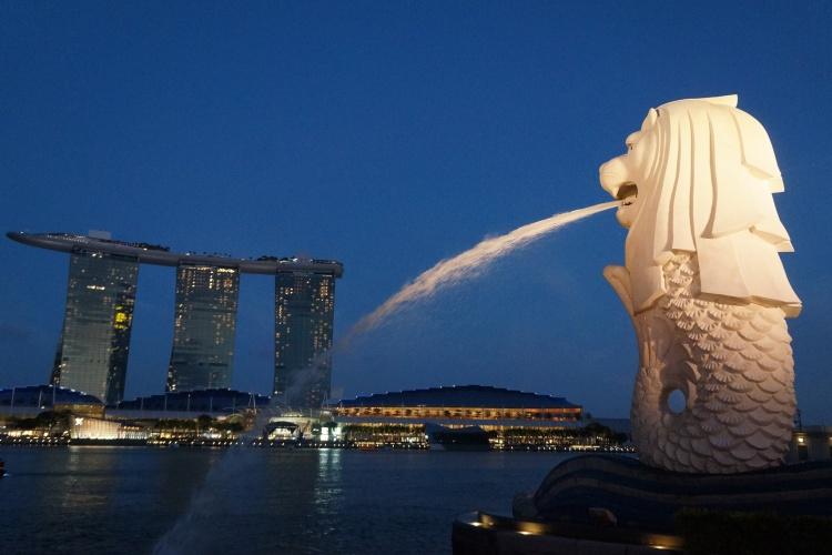 上海直飞新加坡5天4晚半自助游