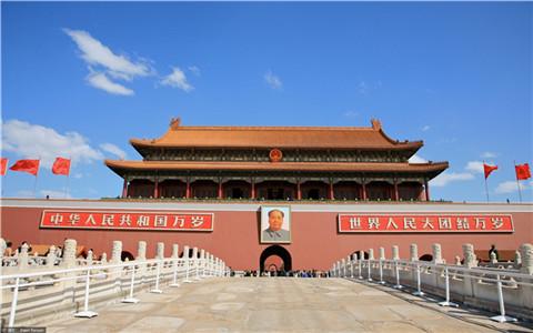 9-10月【臻享】深圳往返,北京雙飛5日游(北京天安門廣場、故宮、長城、觀看升旗、登奧林匹克觀光塔)