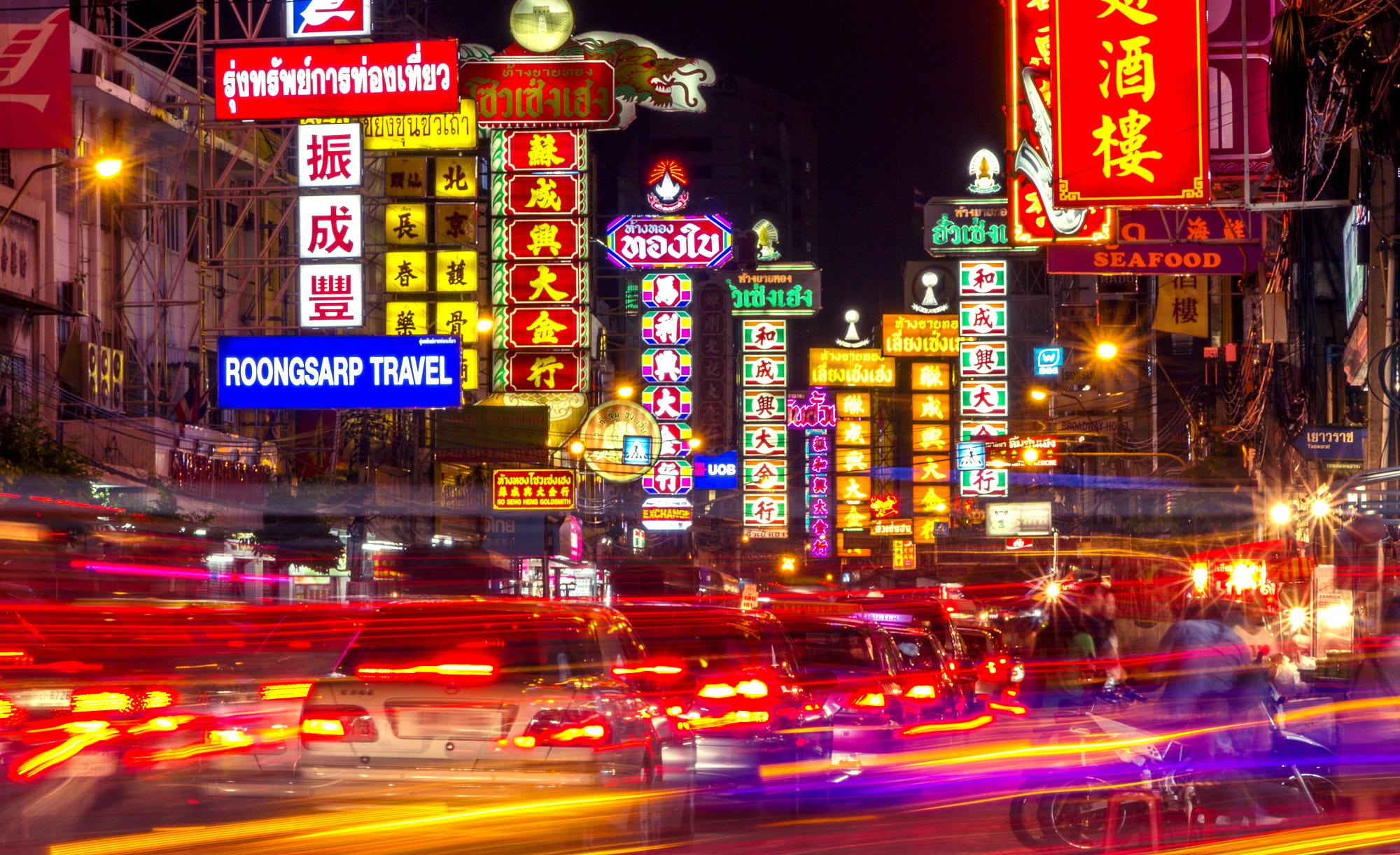 【泰國品質6天游】泰國+東方公主號+斯拉差龍虎園+76層自助餐