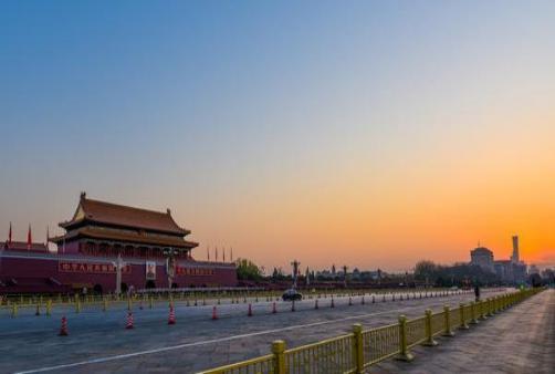 非凡暑假北京雙飛5天