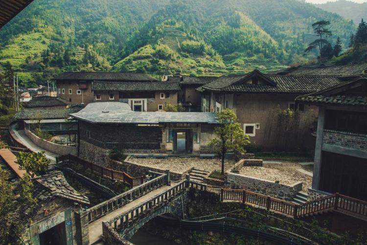 【南靖】青普文化行館 · 南靖土樓