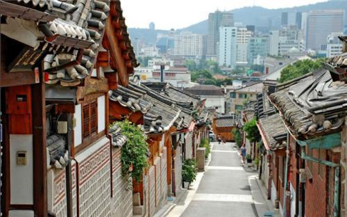 韓國仁川首爾雙船6日游
