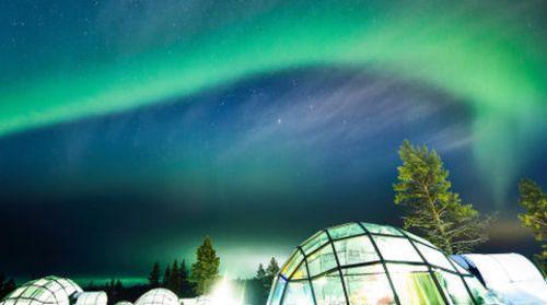 【2020年芬蘭一地8天 極光之旅】(住玻璃房)赫爾辛基—伊瓦洛—類維—羅瓦涅米8日游
