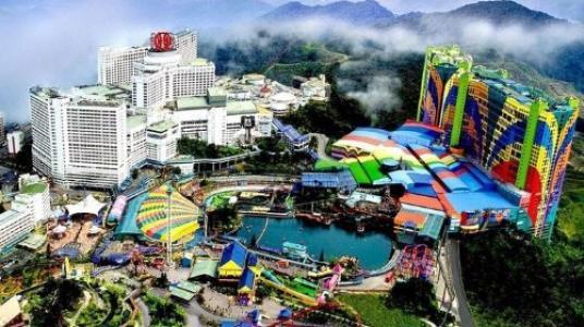 吉隆坡進出 新加坡+馬來西亞+波德申6日游