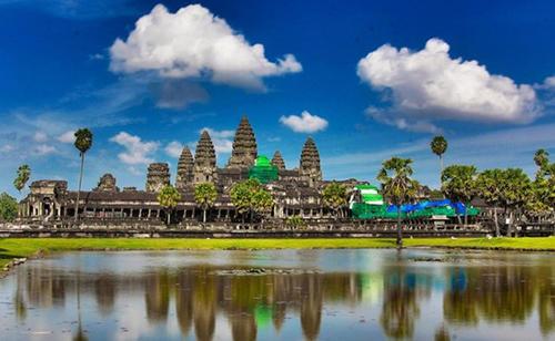 【1月份/春節  越南柬埔寨旅游】越南+柬埔寨+暹粒+金邊+胡志明7日游