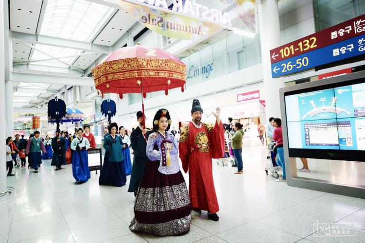 【1月韓國自由行】——青島出發去韓國首爾雙飛4日(3DFS+3FIT)大韓第二天進免稅