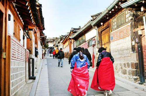 二天自由活動,暢快游韓國——景福宮、青瓦臺、人文韓國;追尋《宮》《大長今》的足跡雙飛5半自由行