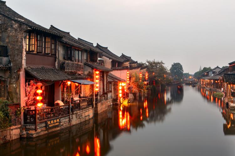 【五一省外大巴】上海、蘇州、杭州、西塘、木瀆、朱家角大巴三日游