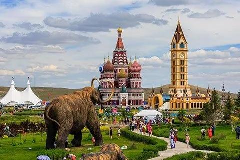 6月呼倫貝爾——呼倫貝爾、滿洲里、海拉爾、莫日格勒、室韋、烏蘭山、夜宿蒙古包雙飛5日游