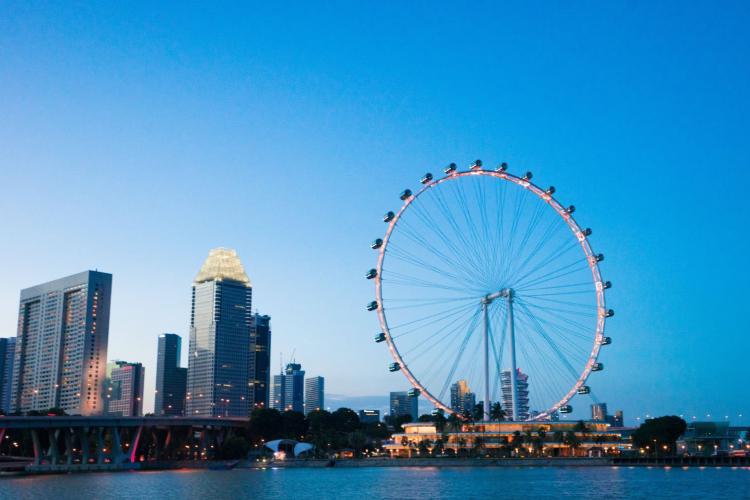 純新加坡五天小團游(6-8人)定制小團