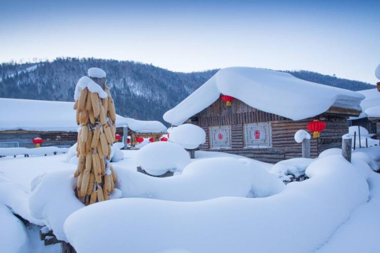 【雪鄉+長白山】冰城哈爾濱、亞布力滑雪、中國雪鄉、旖旎長白山、朝鮮民俗村、吉林霧凇、松花湖冬捕雙飛6日精華游