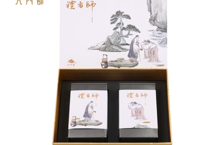 天門郡師者禮張家界莓茶正品芽尖教送老師禮物潤喉利嗓禮盒120g裝