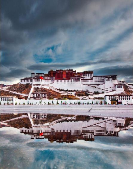 西藏全地形特种旅游 喜马拉雅天路